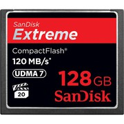 Buy Sandisk 128GB Extreme CompactFlash Memory Card | TipTopElectronics