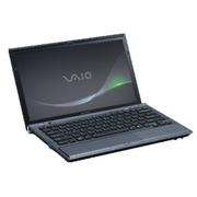 Sony VAIO VPC-Z133GX/B Z Series Laptop (Black)