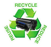 Save the environment by Toner Recycling