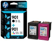 Buy HP 901 combo pack ink cartridge  From Storeforlife
