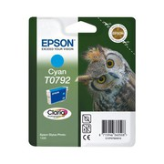 Buy Epson Owl T0792 Cyan Ink Cartridge From Storeforlife