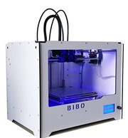 3D Printers UK - BIBO1 Base Single Extruder with Webcam