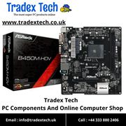 Tradex Tech - PC Components And Online Computer Shop